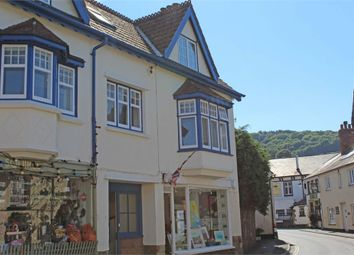 Thumbnail 2 bedroom flat for sale in High Street, Porlock, Minehead, Somerset