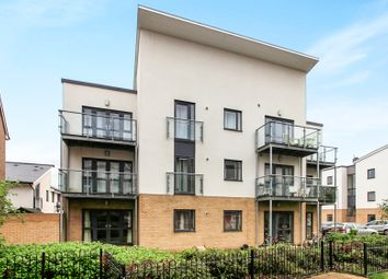 Thumbnail 2 bed flat for sale in Rudd Close, Peterborough