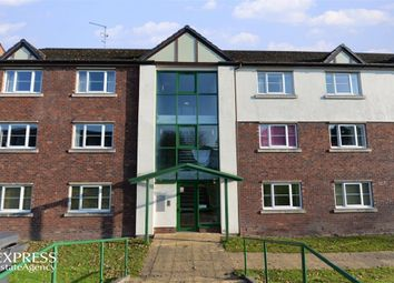 Thumbnail 2 bed flat for sale in Lightley Close, Sandbach, Cheshire