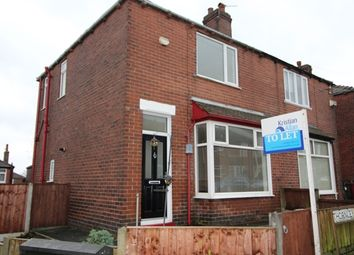 Thumbnail 2 bed semi-detached house to rent in Thornley Avenue, Bolton