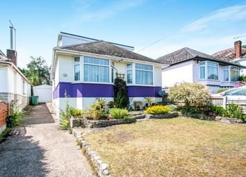 Thumbnail 4 bed bungalow for sale in Connaught Crescent, Parkstone, Poole