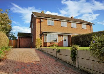 Thumbnail 3 bed semi-detached house for sale in New Houses, Shawbury, Shrewsbury