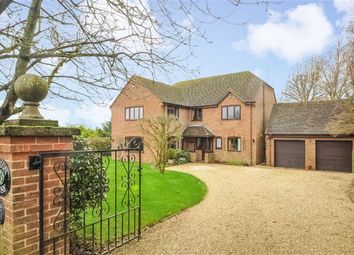 Thumbnail 5 bedroom detached house for sale in Draycott Road, Chiseldon, Swindon