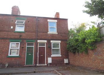 Thumbnail 3 bed terraced house for sale in Attercliffe Terrace, Nottingham