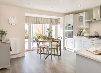 "Thumbnail 4 bed detached house for sale in ""Layton"" at The Causeway, Petersfield"