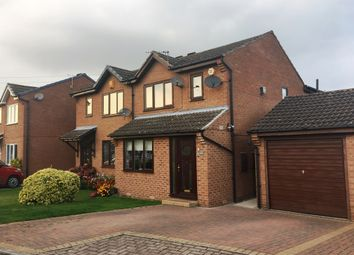 Thumbnail 3 bedroom semi-detached house for sale in Rose Farm Close, Altofts, Normanton