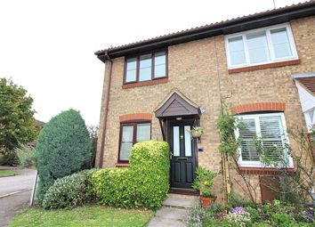 Thumbnail 1 bed end terrace house to rent in Siskin Close, Borehamwood, Hertfordshire