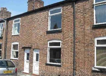 Thumbnail 2 bed terraced house to rent in Crown Street West, Macclesfield, 8Eg, 2 Bed Terraced.
