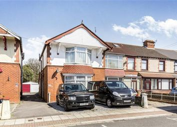 Thumbnail 3 bed end terrace house to rent in Hawthorn Crescent, Cosham, Portsmouth