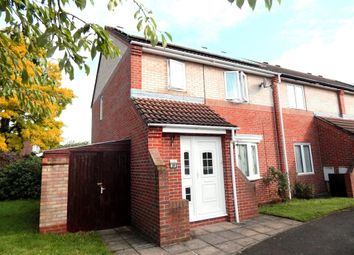 Thumbnail 3 bedroom end terrace house for sale in Croasdell Close, Abingdon