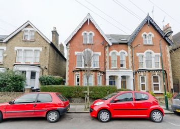 Thumbnail 2 bed flat to rent in Elm Road, London