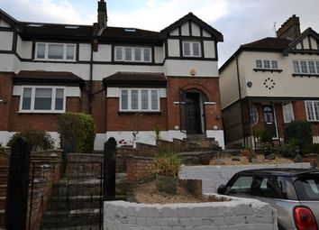 Thumbnail 3 bed semi-detached house for sale in The Avenue, Highams Park