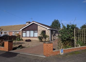 Thumbnail 2 bed detached bungalow for sale in Sandcliffe Road, Grantham