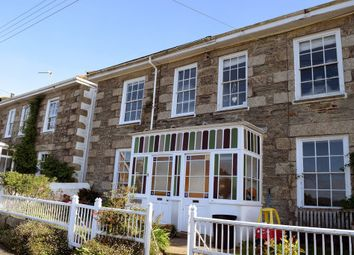 Thumbnail 3 bed end terrace house to rent in St. Johns Terrace, Devoran, Truro