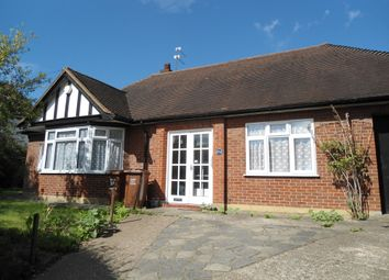 Thumbnail 3 bed bungalow to rent in Maidstone Road, Rochester