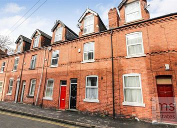 Thumbnail 5 bed terraced house for sale in Mettham Street, Lenton, Nottingham