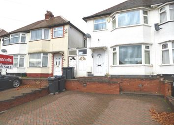 Thumbnail 3 bed semi-detached house for sale in Derrydown Road, Perry Barr, Birmingham