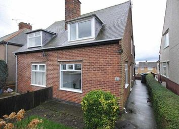 Thumbnail 2 bed semi-detached house to rent in Smithfield Avenue, Hasland, Chesterfield
