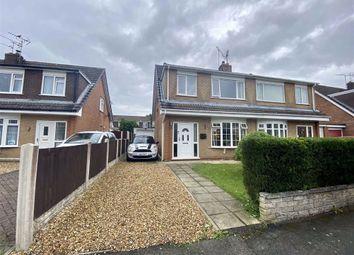 Thumbnail 3 bed semi-detached house to rent in Llys Wylfa, Mynydd Isa, Flintshire