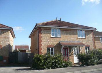 Thumbnail 2 bedroom semi-detached house to rent in Balmerino Close, Monkston, Milton Keynes