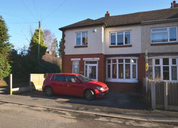 Thumbnail 4 bed semi-detached house for sale in Victoria Road, Market Drayton