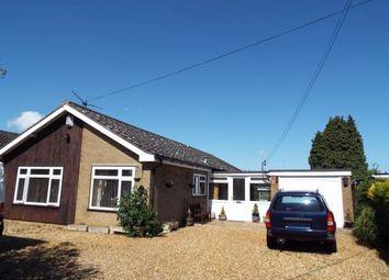 Thumbnail 3 bedroom bungalow for sale in St. Germans, King's Lynn, Norfolk