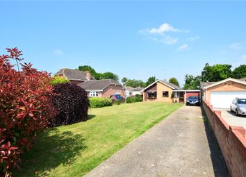 Thumbnail 4 bed bungalow for sale in Millfield Road, West Kingsdown, Sevenoaks, Kent