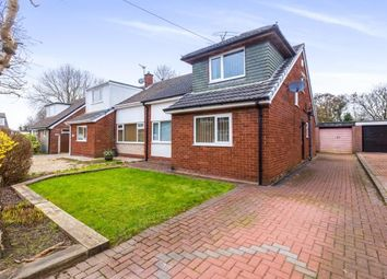 Thumbnail 4 bedroom bungalow for sale in St. Catherines Drive, Fulwood, Preston, Lancashire