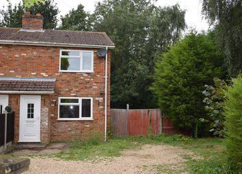 Thumbnail 2 bed semi-detached house for sale in Anne Road, Sutton Bridge