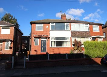 Thumbnail 3 bedroom semi-detached house to rent in Hereford Drive, Swinton, Manchester