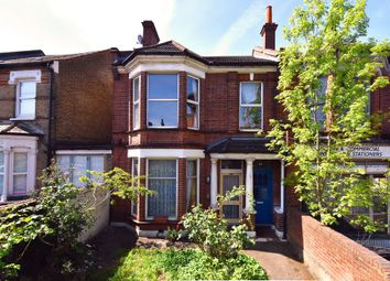 Thumbnail 3 bed flat for sale in Forest Hill Road, London