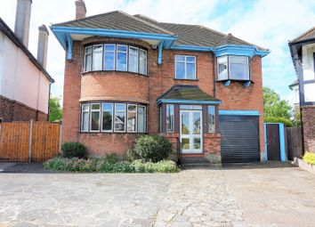Thumbnail 4 bed detached house for sale in Kelvin Grove, Chessington