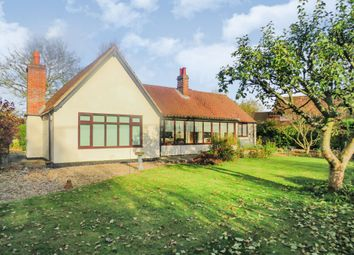 Thumbnail 3 bed detached bungalow for sale in Firs Lane, Sutton, Norwich
