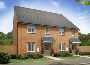 Thumbnail 3 bed semi-detached house for sale in Magpie Road, Hollygate Park, Cotgrave