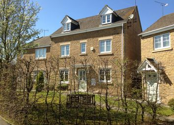 Thumbnail 4 bed detached house for sale in Lapsley Drive, Banbury