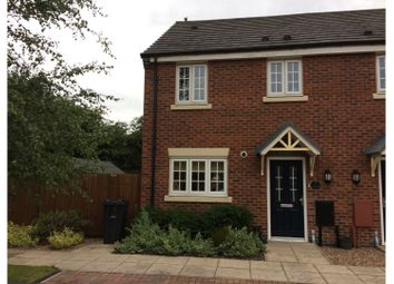 Thumbnail 3 bed semi-detached house for sale in Babbington Close, Ilkeston