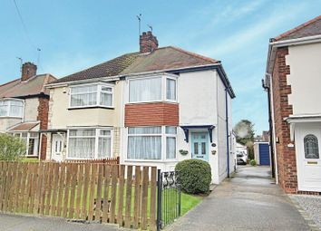 Thumbnail 3 bed semi-detached house for sale in Lambert Park Road, Hedon, Hull