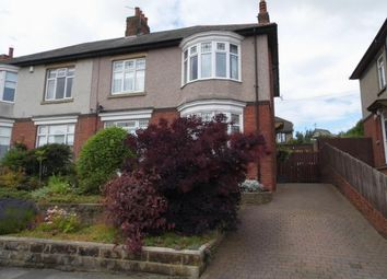 Thumbnail 3 bed semi-detached house for sale in Clarence Gardens, Bishop Auckland