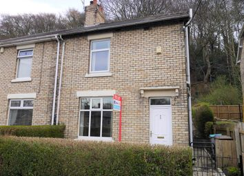 Thumbnail 3 bed property to rent in The Crescent, Shotley Bridge, Consett
