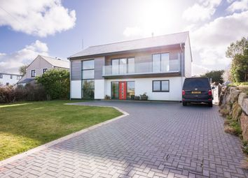 Thumbnail 3 bed detached house for sale in Cove Road, Sennen