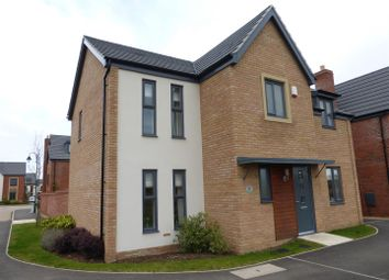 Thumbnail 4 bed detached house for sale in Coriander Drive, Hampton Vale, Peterborough
