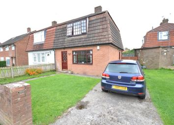 Thumbnail 3 bed semi-detached house for sale in Stanks Gardens, Leeds