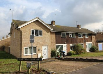 Thumbnail 2 bed semi-detached house for sale in Hartsbourne Way, Leverstock Green, Hemel Hempstead
