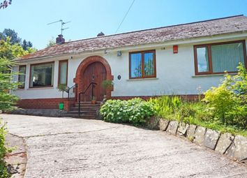 Thumbnail 3 bedroom detached bungalow for sale in Murch Road, Dinas Powys