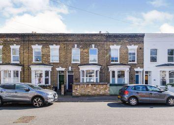 Egmont Street, London SE14. 3 bed terraced house for sale