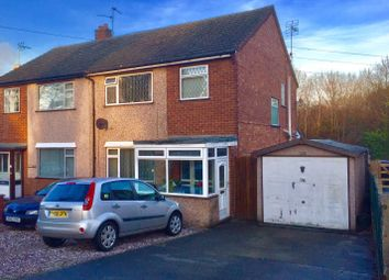 Thumbnail 3 bed semi-detached house for sale in Kelsterton Road, Connah's Quay, Deeside