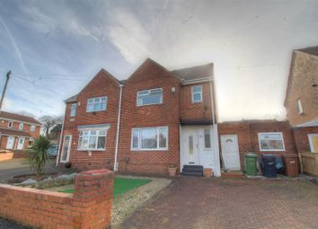 Thumbnail 3 bed semi-detached house for sale in Dawson Terrace, South Hylton, Sunderland