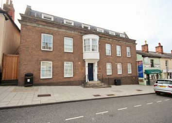 Thumbnail 1 bedroom flat for sale in Oriel House, North Hill, Colchester, Essex