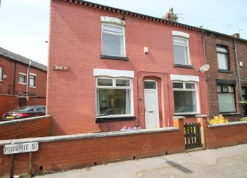 Thumbnail 3 bed terraced house for sale in Minnie Street, Deane, Bolton
