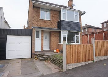 Thumbnail 3 bed detached house for sale in Kenrick Road, Nottingham